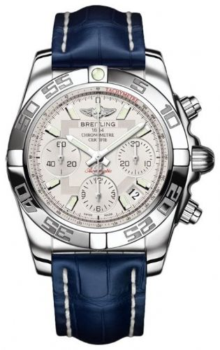 BREITLING Chronomat 41 Automatic Chronograph Gents Watch AB014012/G711/718P